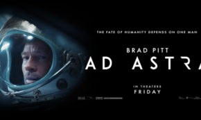ad astra, science fiction, adventure, brad pitt, tommy lee jones, review, 20th century fox, walt disney studios