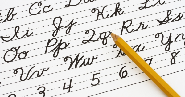 Cursive Handwriting - The Good Men Project
