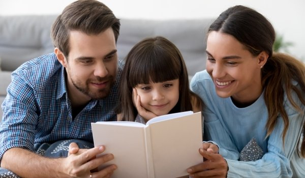 Parents Play a Key Role in Fostering Children's Love of Reading ...