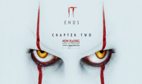 it chapter two, sequel, supernatural, horror, stephen king, review, warner bros pictures