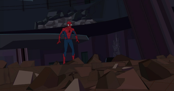 brand new day, spider-man, marvel, tv show, animated, superhero, season 2, review, marvel animation, disney xd