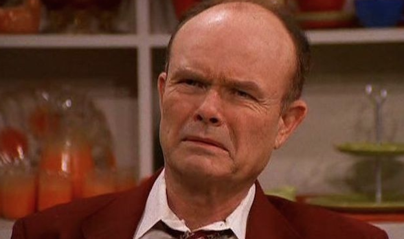 Scary Daddies Part 3: Red Forman