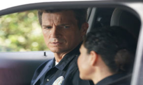 the bet, the rookie, tv show, drama, nathan fillion, season 2, review, abc