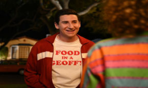 food in a geoffy, the goldbergs, tv show, comedy, season 7, review, abc
