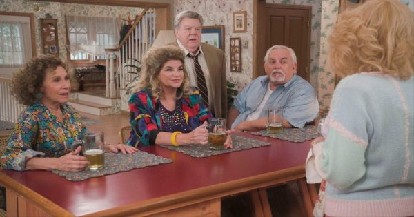 food in a geoffy, the golbergs, tv show, comedy, season 7, review, abc