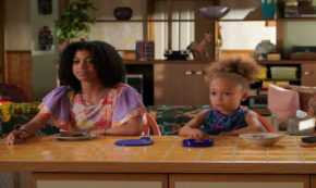 let your hair down, mixed-ish, tv show, comedy, season 1, review, abc