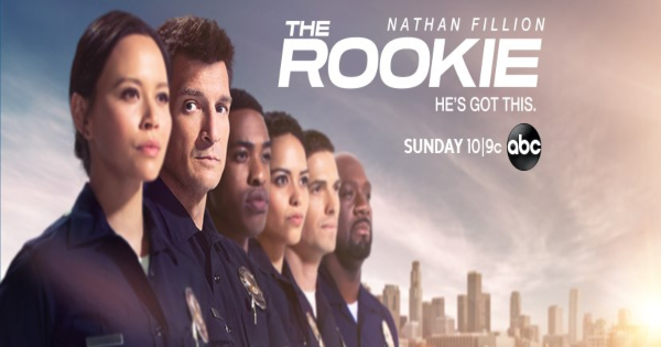 night general, the rookie, tv show, drama, nathan fillion, season 2, review, abc