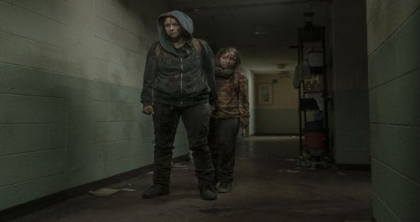 we are the end of the world, walking dead, tv show, horror, drama, season 10, review, amc studios