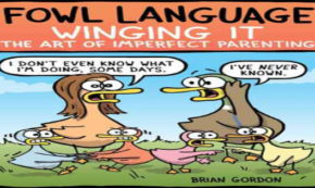 winging it, fowl language, comic, humor, brian gordon, net galley, review, andrews mcmeel publishing