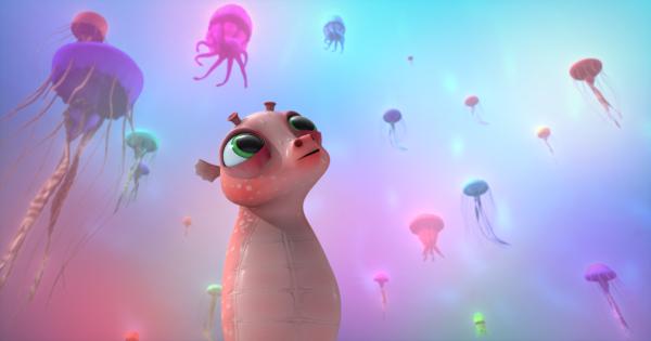 go fish, animated, adaptation, mark hamill, ron perlman, dvd, review, arcana studio, lionsgate