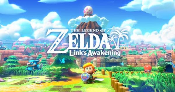 holiday gift guide, 2019, video game, link's awakening, legend of zelda, nintendo switch, nintendo