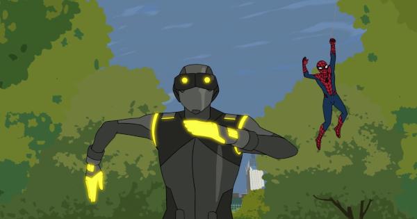 road to goblin war, spider-man, marvel, animated, tv show, season 2, review, marvel animation, disney xd