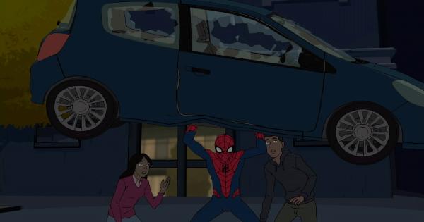 road to goblin war, spider-man, marvel, tv show, animated, season 2, review, marvel animation, disney xd