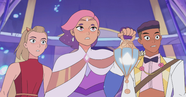 she-ra, princesses of power, tv show, animated, action, adventure, fantasy, season 4, review, dreamworks animation, netflix