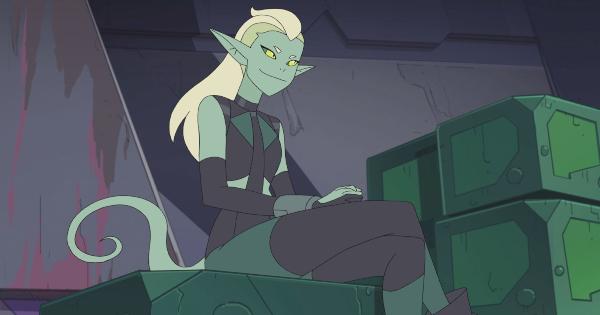 she-ra, the princesses of power, tv show, animated, action, adventure, fantasy, season 4, review, dreamworks animation, netflix
