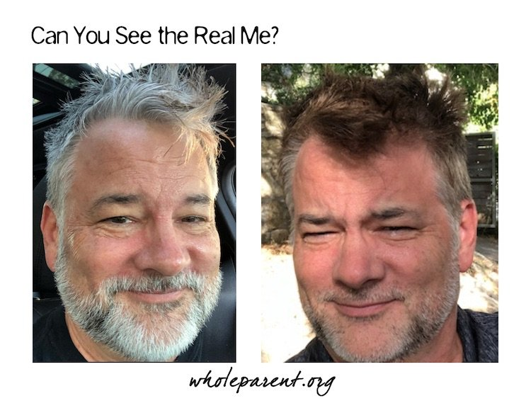 aging as a man