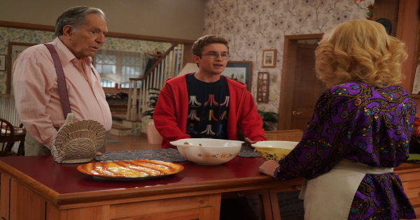 angst giving, the goldbergs, tv show, comedy, season 7, review, abc
