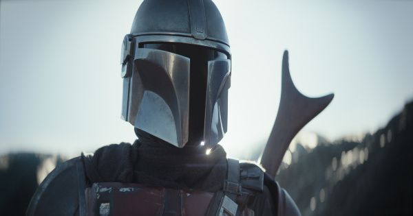 chapter 1, the mandalorian, tv show, science fiction, action, western, pilot, review, lucasfilm, disney plus