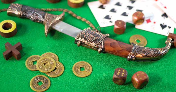 Dice and Daggers - The Good Men Project