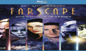 farscape, tv show, science fiction, blu-ray, review, sony pictures home entertainment