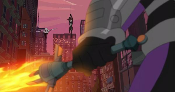 goblin war, part 1, spider-man, marvel, tv show, animated, season 2, review, marvel animation, disney xd