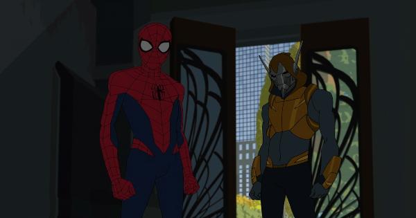 goblin war, part 2, spider-man, marvel, tv show, animated, season 2, review, marvel animation, disney xd