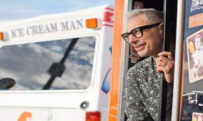 ice cream, the world according to jeff goldblum, tv show, documentary, season 1, review, disney plus