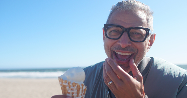 ice cream, the world according to jeff goldblum, tv show, documentary, season 1, review, disney plus