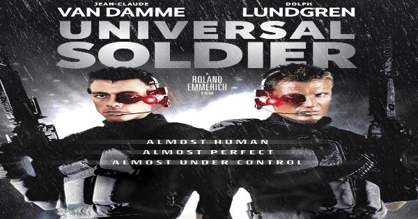 universal soldier, science fiction, action, Jean-Claude van Damme, dolph lundgren, 4k ultra hd, review, lionsgate