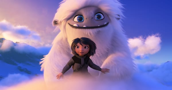 abominable, computer animated, adventure, chloe bennet, eddie izzard, blu-ray, review, dreamworks animation, universal pictures