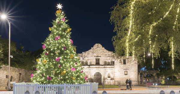 Merry X Mas Merry Tex Mas Another San Antonio Solstice