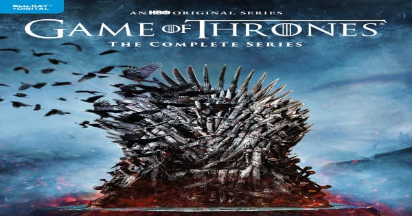 game of thrones, tv show, fantasy, drama, adaptation, collection, blu-ray, review, hbo home entertainment