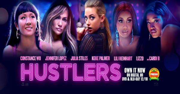 hustlers, crime, drama, constance wu, jennifer lopez, blu-ray, review, stx films, universal pictures