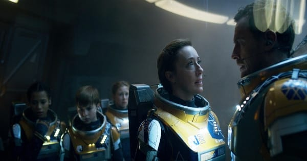 lost in space, tv show, science fiction, drama, season 2, review, netflix