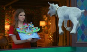 noelle, fantasy, adventure, comedy, anna kendrick, bill hader, review, walt disney pictures, disney plus