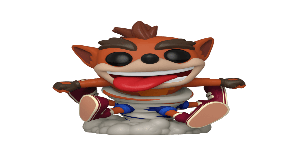 holiday gift guide, crash bandicoot, funko, pop, collectible, video game, 2019, activision