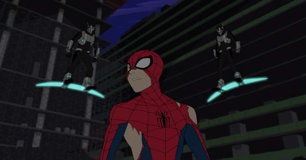 goblin war, part 4, spider-man, marvel, tv show, animated, season 2, review, marvel animation, disney xd