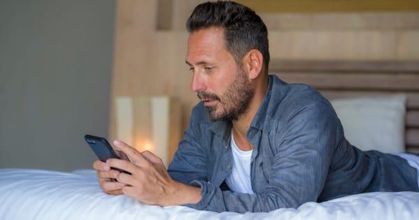 Vad är online dating som för en man