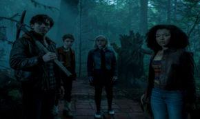 chilling adventures of sabrina, tv show, supernatural, horror, tv show, part 3, review, netflix