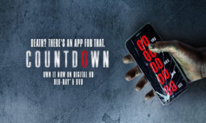 countdown, supernatural, horror, blu-ray, review, stx films, universal pictures