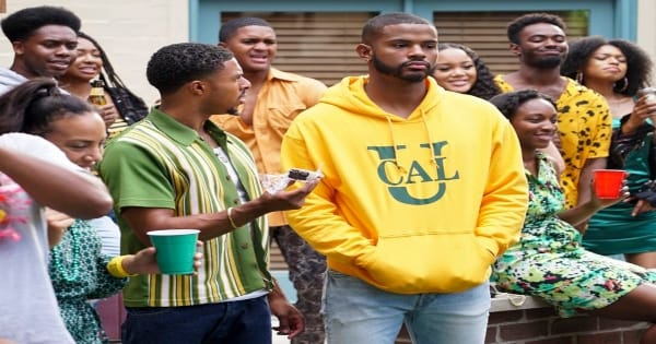 Grownish Season 3 Episode 1 Doug and Aaron