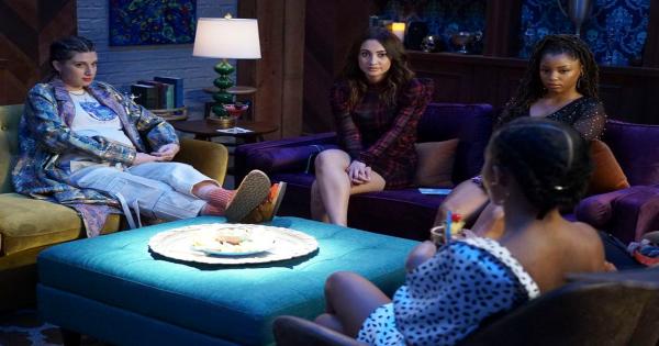 damn, grown-ish, tv show, comedy, season 3, review, freeform