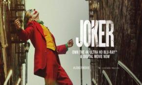 joker, psychological, thriller, Todd Phillips, Joaquin Phoenix, blu-ray, review, dc films, warner bros pictures
