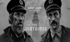the lighthouse, robert pattinson, willem dafoe, horror, thriller, blu-ray, review, a 24