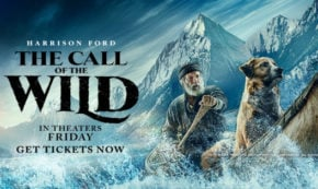 call of the wild, adventure, family, adpatation, harrison ford, buttered and salty, review, 20th century studios