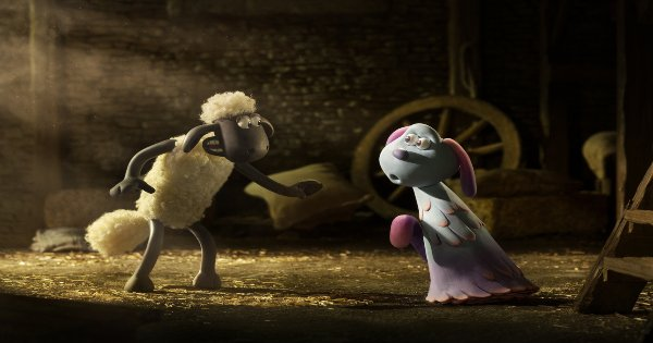farmageddon, shaun the sheep, stop motion, animated, science fiction, comedy, review, aardman animations, netflix