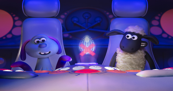 farmageddon, shaun the sheep, stop motion, animated, sequel, science fiction, comedy, review, aardman animations, netflix