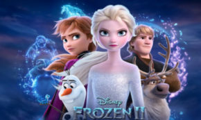 frozen 2, sequel, computer animated, musical. fantasy, blu-ray, review, walt disney studios