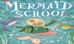 mermaid school, children's fiction, judy courtenay, net galley, review, abrams kids, amulet books