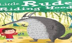 little rude riding hood, children's fiction, jo franklin, net galley, review, Arcturus Publishing